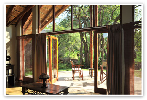 Pilanesberg Game Reserve Accommodation Booking Luxury Suite Deck View Black Rhino Game Lodge Malaria Free Big Five