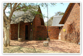 Ablution Facilities Manyane Resort Malaria Free Big Five Pilanesberg Game Reserve Accommodation Booking