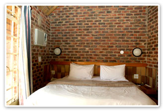 Pilanesberg Game Reserve Accommodation Booking Chalet Bedroom Manyane Resort Malaria Free Big Five