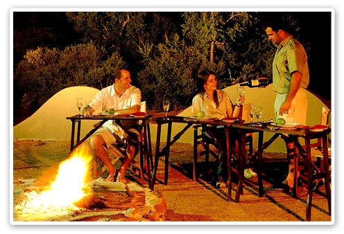 Boma Dining Pilanesberg Private Lodge Luxury Accommodation Malaria Free Big Five Black Rhino Reserve Pilanesberg Game Reserve Accommodation Booking