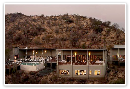 View,Main Lodge,Shepherd's Tree Lodge,Malaria Free,Big Five,Pilanesberg Game Reserve,Accommodation Booking